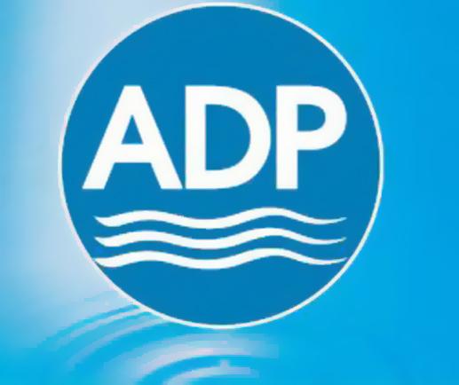 Logo ADP (Assainissement Débouchage Pompage)